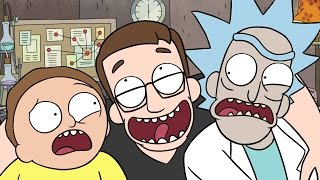 I'M THE REAL MORTY!! - Rick And Morty Virtual Rick-Ality Gameplay
