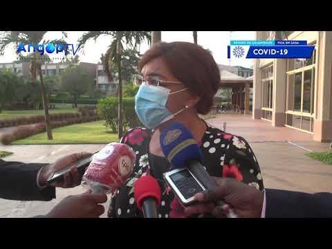 Ghana quer reforçar cooperação com Angola