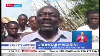 Nyumba za maskwota zaanza kubomolewa Magarini