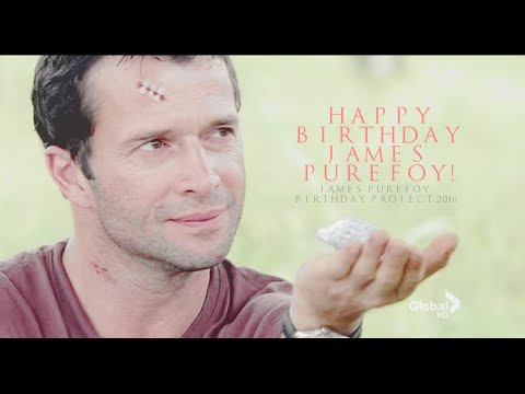 Happy Birthday James Purefoy!