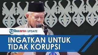 Ma'ruf Amin Gantikan Jokowi di Acara Peringatan Hari Antikorupsi: Jangan Korupsi
