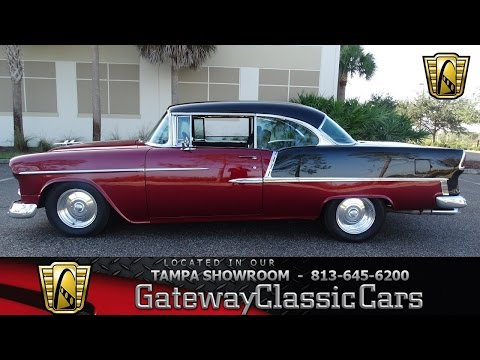Video of '55 Bel Air - KE0H