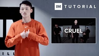 Cruel - Snakehips ft. ZAYN / 1MILLION Dance Tutorial