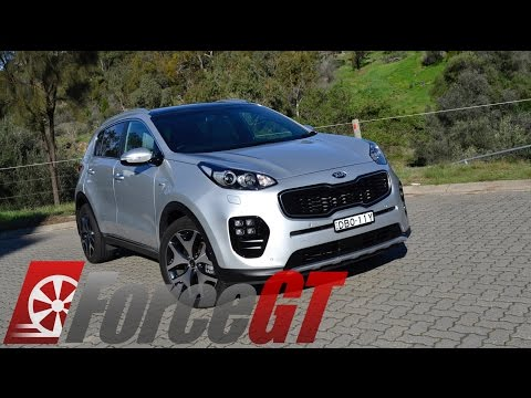 2016 Kia Sportage Walk Around