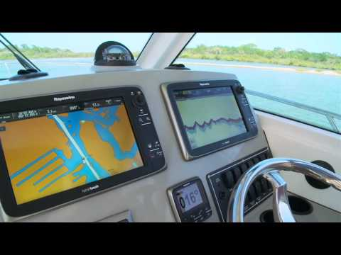 Boston Whaler 315 Conquestvideo