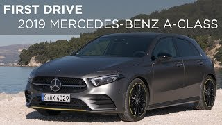 First Drive | 2019 Mercedes Benz A Class | Driving.ca