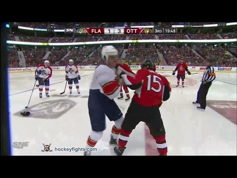 Zack Smith vs. Erik Gudbranson