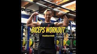 #AskKenneth | Biceps | Hypertrophy