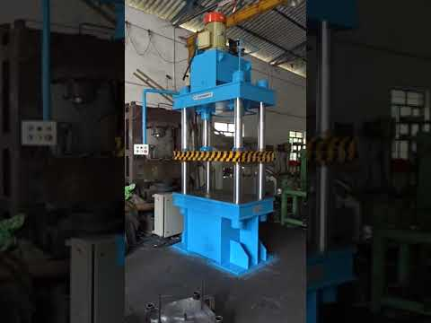 75 Ton Hot Forming Press