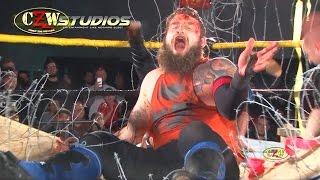 CZW Tangled Web 8: Devon Moore runs wild on OI4K! (CZWstudios.com)