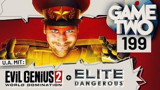 Elite Dangerous: Odyssey, Nier: Replicant, Evil Genius 2 | İkinci Oyun # 199