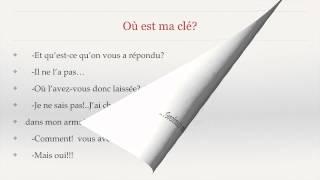Смотреть онлайн Урок чтения на французском языке для начинающих