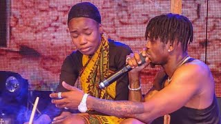 Diamond Platnumz Ft Fally Ipupa Inama(Live Video Performance)