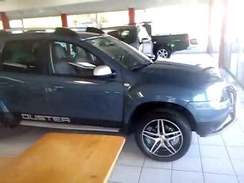 Dacia Duster Experience 4X4 mit DEZENT RB DARK 17 Zoll Alufelgen und Elia Frontbügel