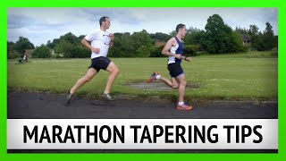 How to Taper for a Marathon - Prepare to Run Your Best Marathon [Ep46]