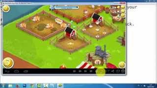 How To Playing Hayday  Games In Your PC