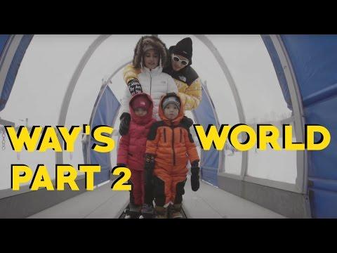 WAY'S WORLD EP : 3  in Niseko  part2