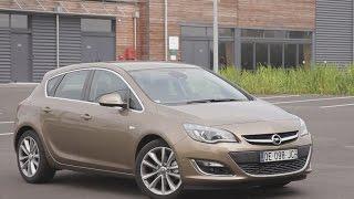 Essai Opel Astra 1.6 CDTi 136 Cosmo 2014