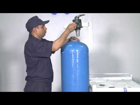 Blue mount Industrial Ro Grand  service video  Hindi 7 23 Min