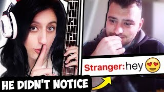 I went on the internet disguised as a girl bassist... and this is what happened... OMG. SLAP like NOW  Subscribe for more videos: https://goo.gl/G9As1e Reddit: https://www.reddit.com/r/Davie504/ Patreon: https://www.patreon.com/davie504 Merch: https://represent.com/davie504 Twitter: https://twitter.com/Davie504bass Instagram: https://www.instagram.com/davie504/ Facebook: http://www.facebook.com/Davie504 My Signature Bass: http://chownybass.com/product/evo-davie504-signature   My NEW ALBUM!  Spotify: https://open.spotify.com/album/5m7SFVMTfNvv7dyqfa00G3 iTunes: http://itunes.apple.com/album/id1122291881?ls=1&app=itunes  Don't forget to leave a comment to let me know if you enjoyed this video, it's important for me! :)   If you want to be always updated about my channel, SUBSCRIBE! and JOIN THE FUNK! :D  Hope you'll like it!  See you soon and Stay Funky! :)