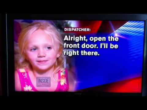 Chloe calls 911. Dispatcher daddy
