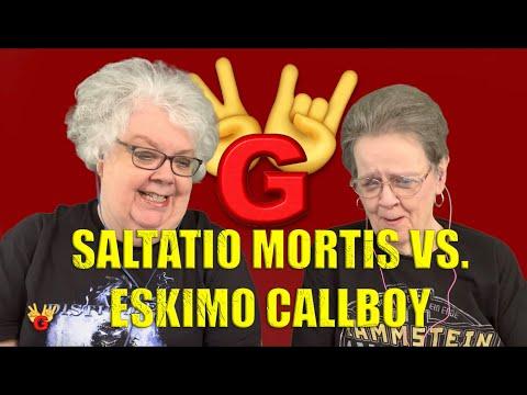 2RG REACTION: SALTATIO MORTIS VS. ESKIMO CALLBOY - HYPA HYPA - Two Rocking Grannies!