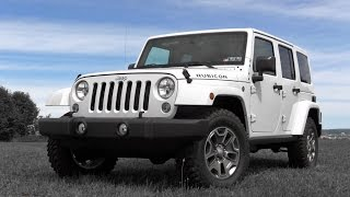 2016 Jeep Wrangler Unlimited Rubicon: Review