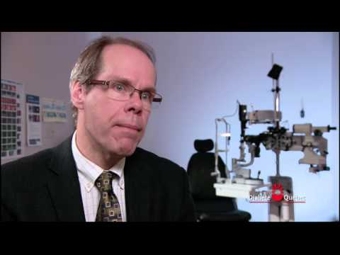 Le diabète et la rétinopathie