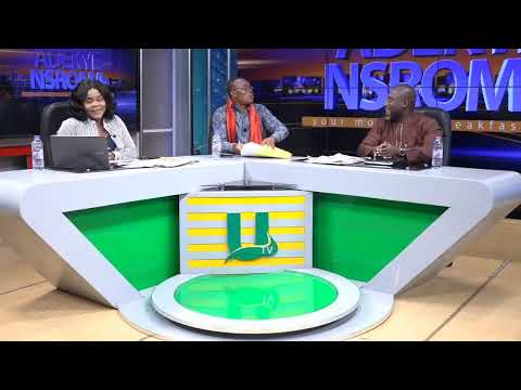 Discussion Segment On Adekye Nsroma 25/11/2020