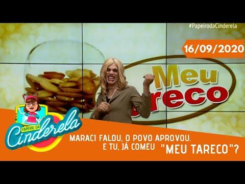 PAPEIRO DA CINDERELA - Exibido quarta-feira - 16/09/2020