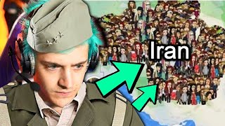 NINJA is drafted for WW3...