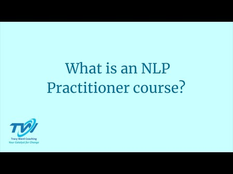 What is an NLP Practitioner course?