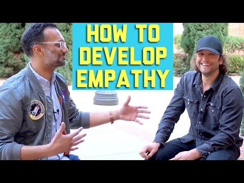 How to develop empathy skills - YouTube