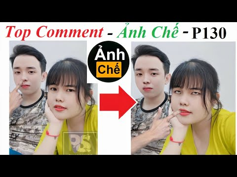 💥Top Comment Ảnh Chế  – Photoshop Troll (P 130), James Fridman