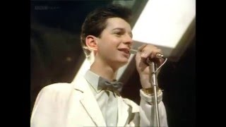 Depeche Mode - Just Can't Get Enough (TOTP 1981) Full Track