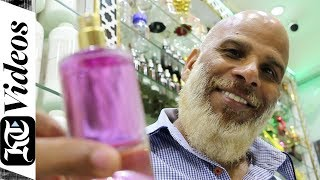 Humans of UAE:  The perfume maker in Dubai Gold Souq who can create any fragrance