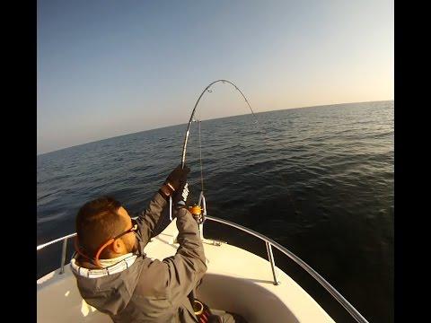 La relazione su pesca in pudysh