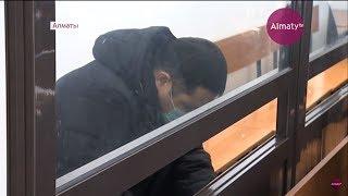 Убийство коллеги-полицейского: начался суд в Алматы (17.01.19)