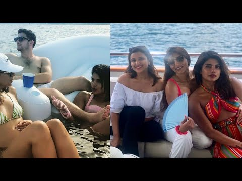 Priyanka Chopra BACK from Vacations with Nick Jonas & Her Family in Miami|