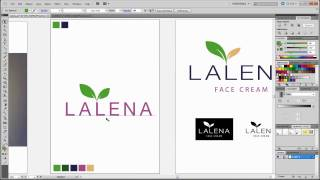Illustrator Video Tutorials - Business Logo Design Tutorial