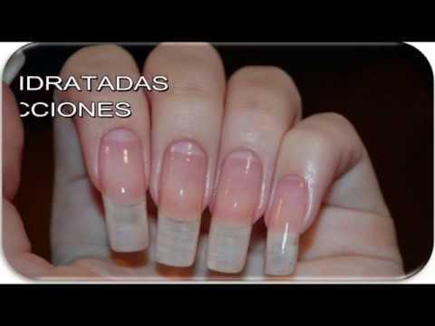 Ekzoderil cura las uñas