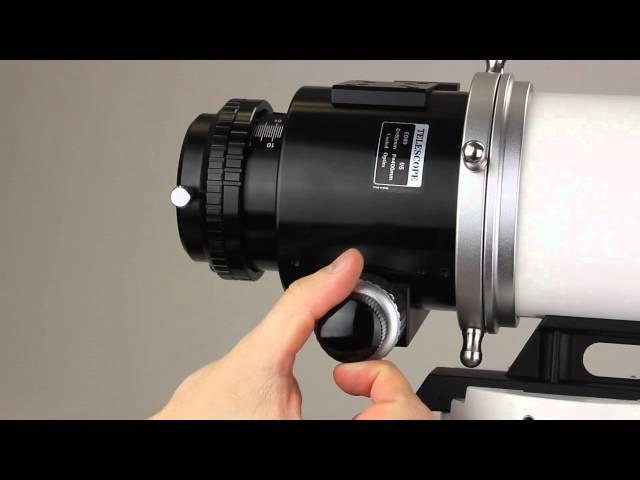 Sky-Watcher Esprit 80 mm ED APO Triplet Refractor - S11400