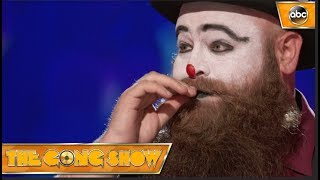 Razors the Clown  – The Gong Show