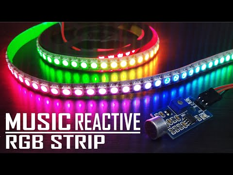 Rgb Music Visualizer