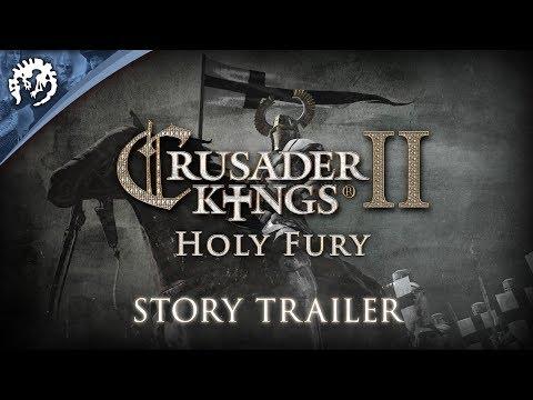 Crusader Kings II - Holy Fury DLC Steam CD Key | Kinguin