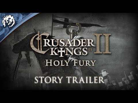 Crusader Kings 2: Holy Fury - Story/Date Announcement Trailer thumbnail