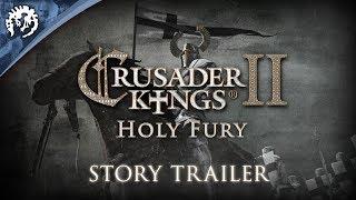 Crusader Kings II: Holy Fury Youtube Video