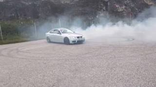 Bmw 320d donuts - BMW Dave