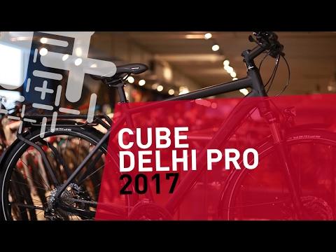 Cube Delhi Pro - 2017
