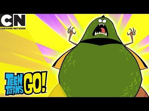 Teen Titans Go!   Robin is the Ultimate Villain   Cartoon Network